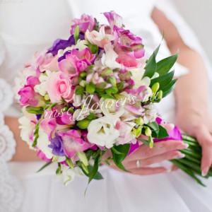 """Букет невесты """"Ласточка"""""""