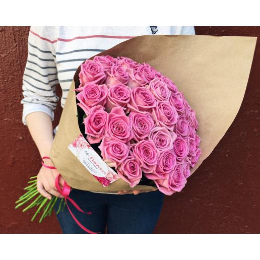 """Букет из роз """"Сказка цвета"""""""