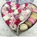 "Цветы с макарони ""Розовые мечты"""