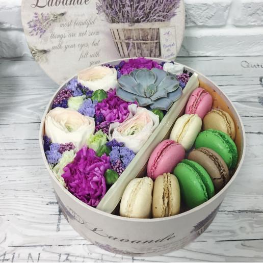 """Цветы с макарони """"Заветная мечта"""""""