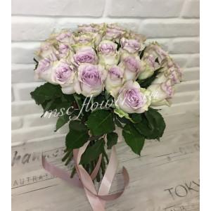 """Букет из роз """"Морнинг Дью"""""""