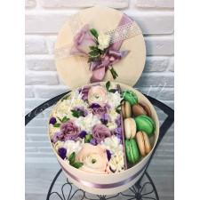 """Цветы с макарони """"Ангельский подарок"""""""
