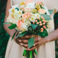 """Букет невесты """"Весенний"""""""