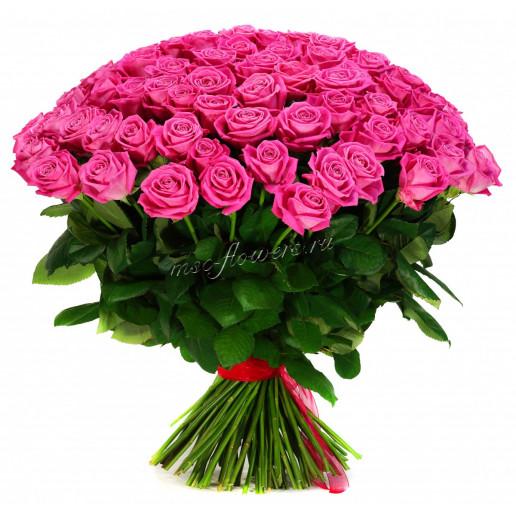 """Букет  из роз """"Незабываемое впечатление"""""""