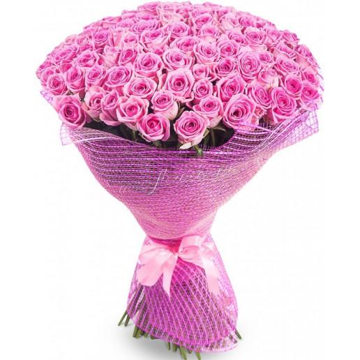 "Букет из роз ""Фурор"""