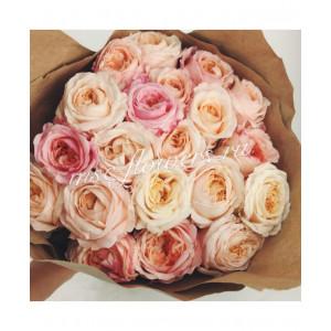 "Букет из роз ""Анжи романтик"""