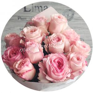 Роза пионовидная Дэвид Остин Кейра