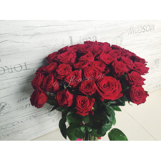 Букет Ред Наоми 51 роза