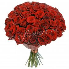 Букет из розы Ред Наоми
